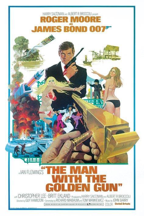 The Man With The Golden Gun trailer