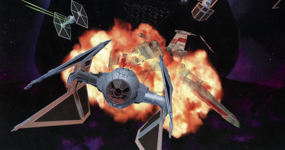 Are we ready for a TIE Fighter remake?