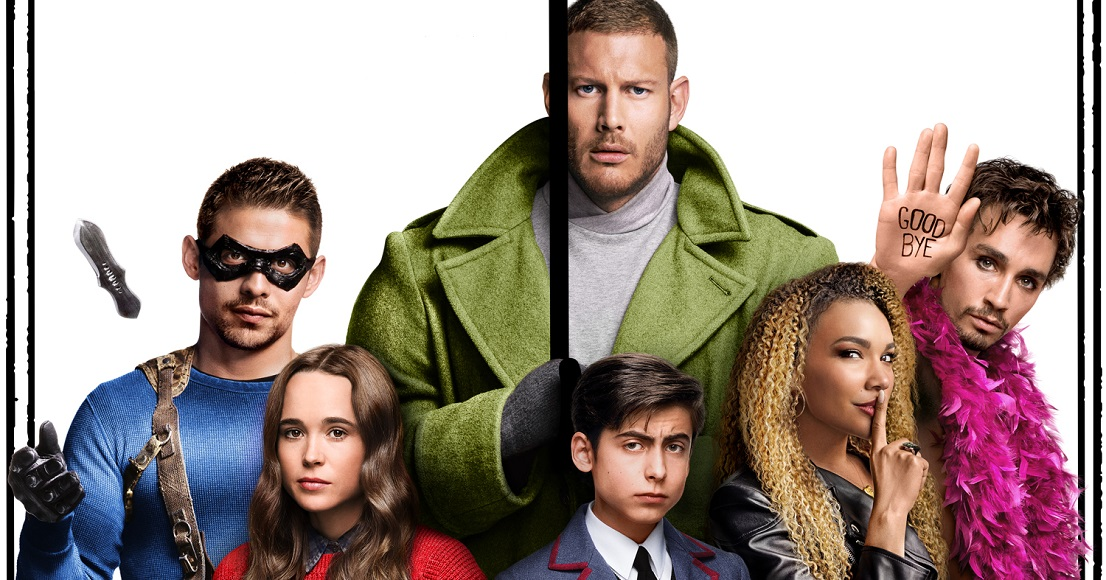 Super-schlock: review of The Umbrella Academy